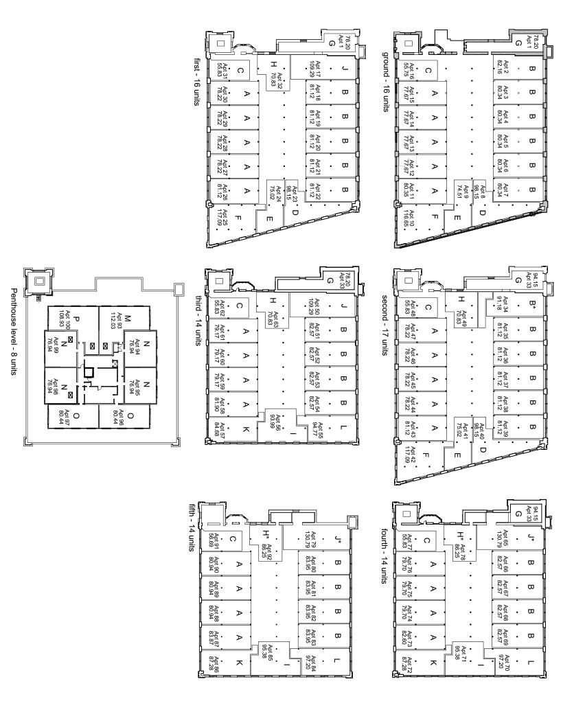 loom wharf layout plans